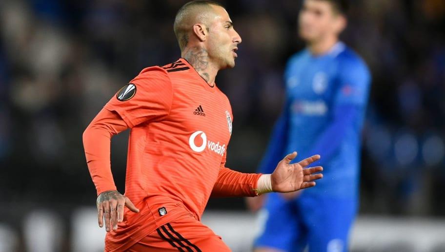 Beşiktaş'ın Portekizli Yıldızı Ricardo Quaresma'ya Sion Talip Oldu