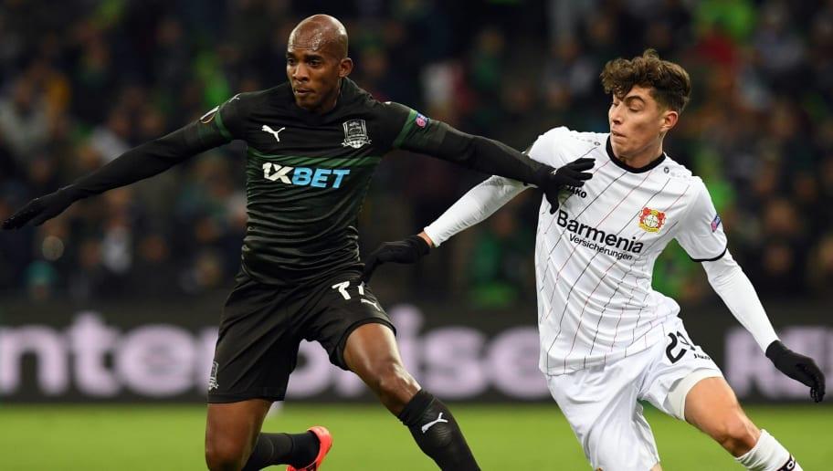 Leverkusen Krasnodar Live