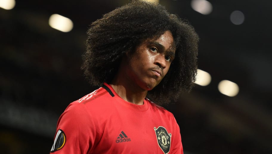 Tahith Chong 'Decides' Man Utd Future as Speculation Heightens Over Juventus Switch