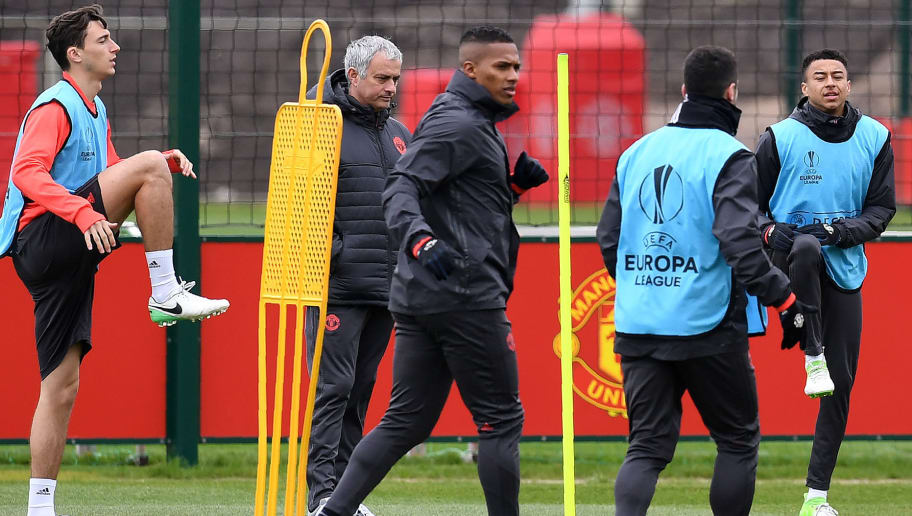 Man United Stars Antonio Valencia and Matteo Darmian Break a World Record, but Fred Misses out