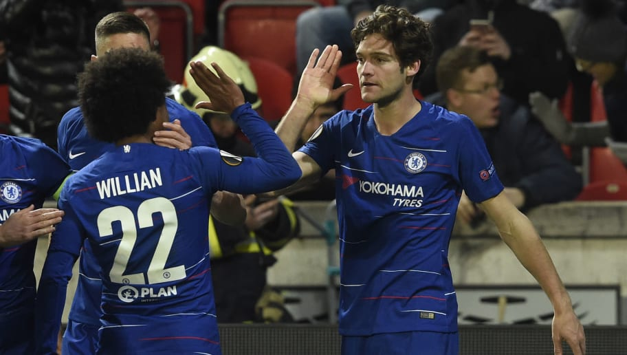 Slavia Chelsea Pinterest: Slavia Prague 0-1 Chelsea: Report, Ratings & Reaction As