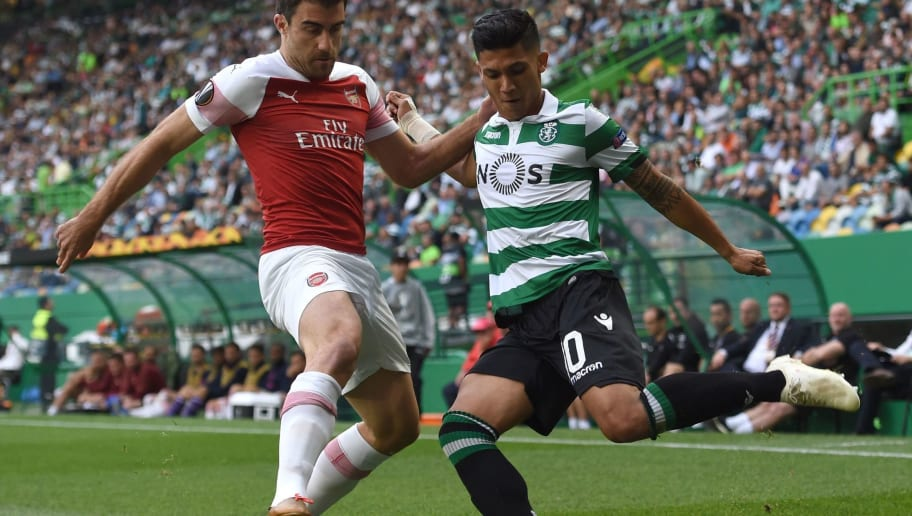 FBL-EUR-C3-SPORTING-ARSENAL