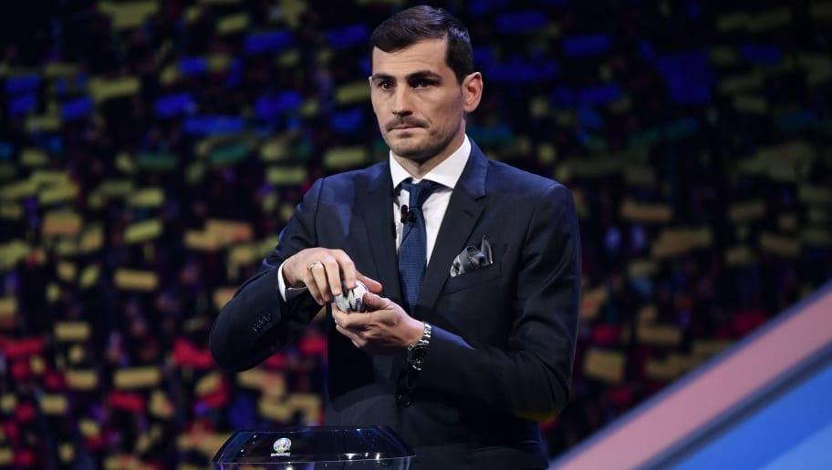 Iker Casillas Confirms Run for Spanish Football Federation Presidency