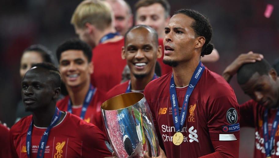 Liverpool Defender Virgil van Dijk Rules Out Becoming A Manager After Retirement