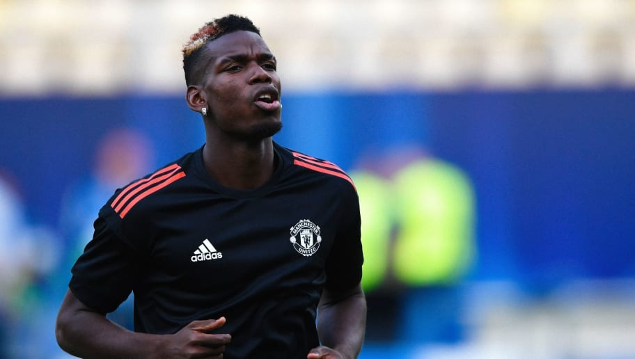 Zinedine Zidane Refuses to Entertain Rumours Linking Paul Pogba to Real Madrid