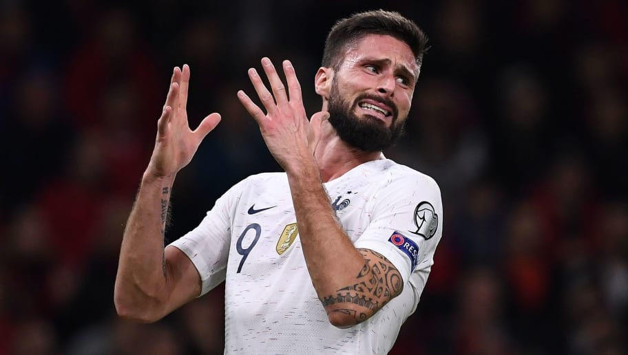 Olivier Giroud will wait on making Lazio decision after interest from Tottenham