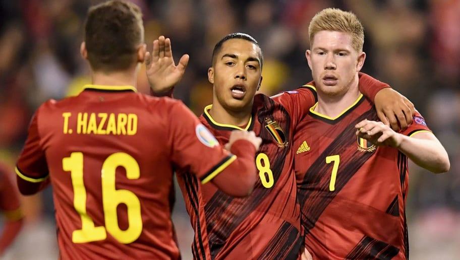 Kevin De Bruyne Blasts UEFA After Belgium's Euro 2020 Group Is Revealed
