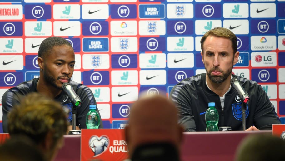 Gareth Southgate Reiterates Belief That Dropping Raheem Sterling Was the Right Decision