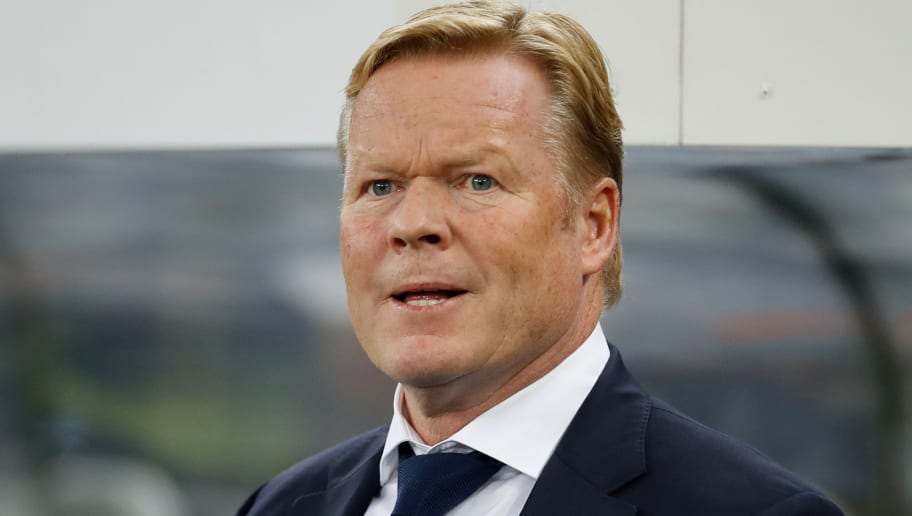Ronald Koeman Praises Netherlands' Resilience After Conceding Early in Germany Thriller