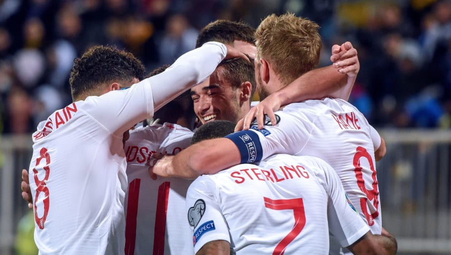 International Roundup: England Hit Cruise Control, France Win Group, Portugal Seal Qualification