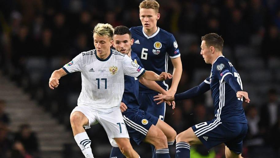 Monaco Star Aleksandr Golovin Reveals Why he Didn't Join Juventus or Chelsea