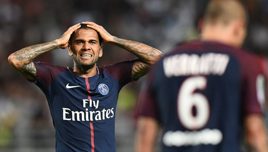 Dani Alves Reveals Why He Snubbed Man City & Offers Insight Into 'Scuffle' With Pep Guardiola