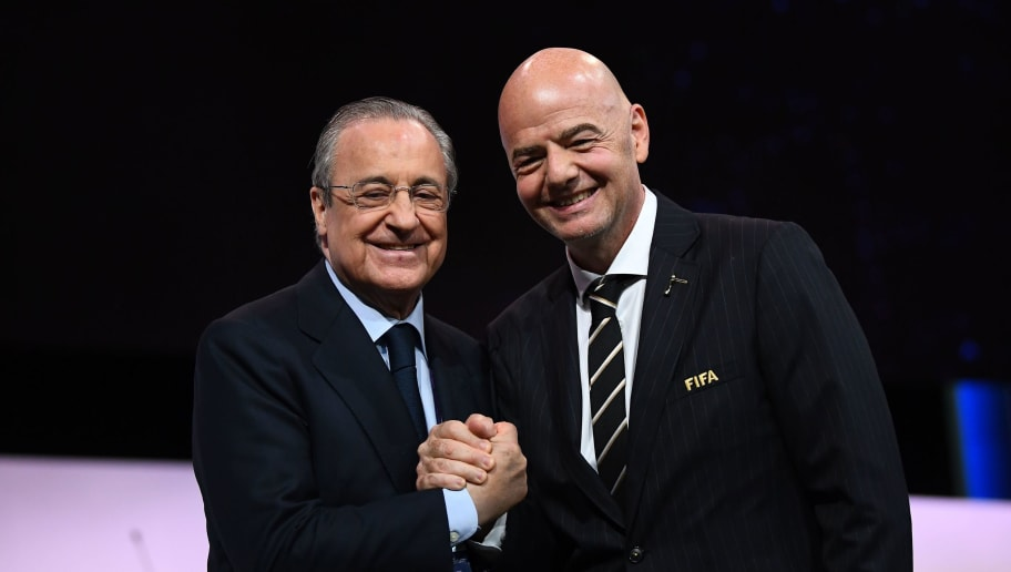Sepp Blatter Opens up on His Clash With Florentino Perez For Calling Messi Better Than Ronaldo