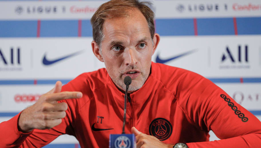 PSG : Thomas Tuchel donne le ton sur la future concurrence entre Icardi et Cavani