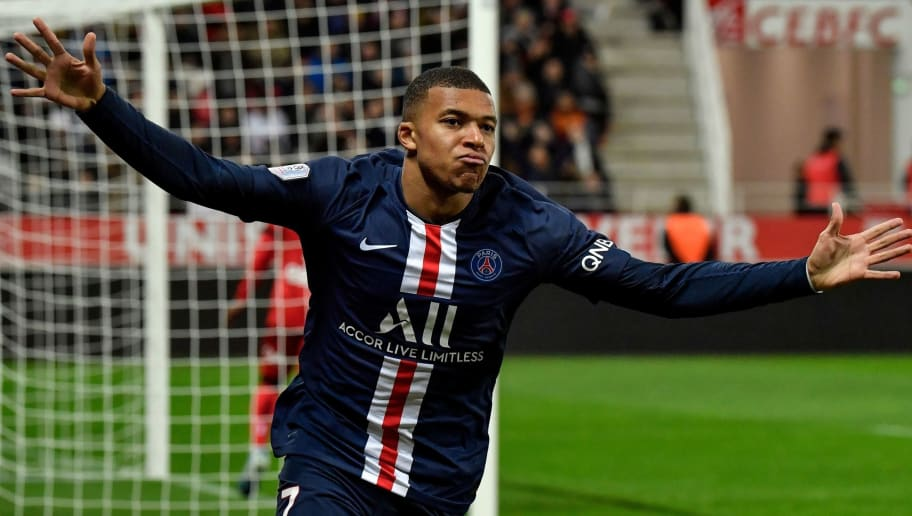 PSG Open Initial Contract Talks With Kylian Mbappé Amid Real Madrid Interest