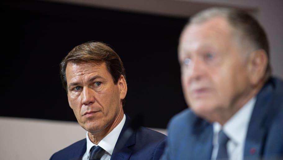 OL : Jean-Michel Aulas fait son mea culpa pour Sylvinho et valide déjà Rudi Garcia