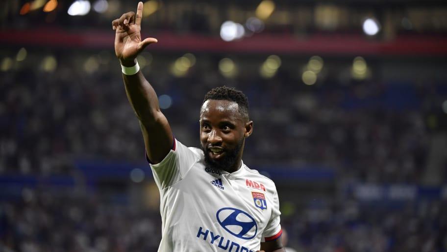 moussa dembele angers OL Lyon