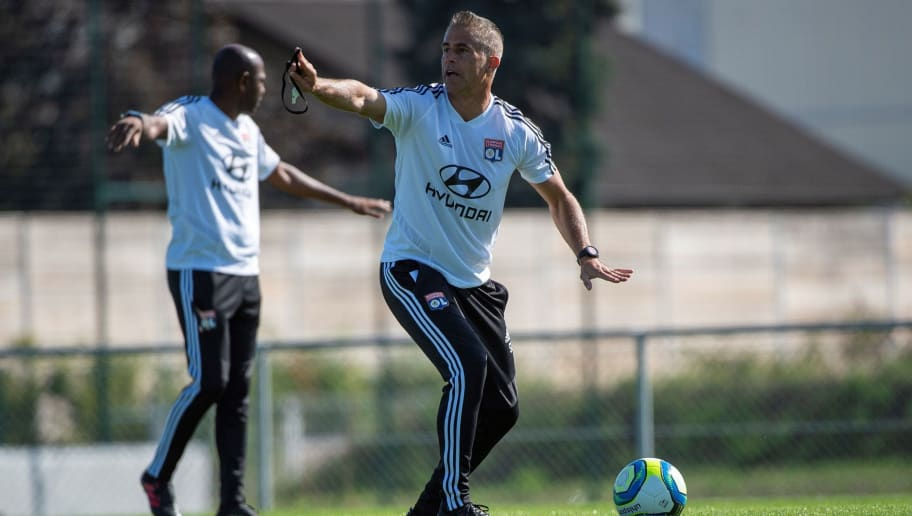 FBL-FRA-LIGUE1-LYON-TRAINING