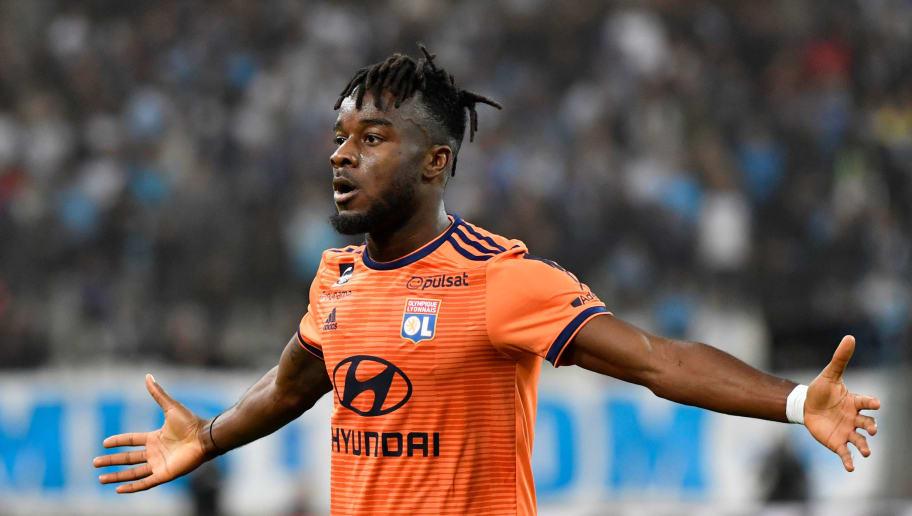 Officiel : Maxwel Cornet prolonge avec l'Olympique Lyonnais