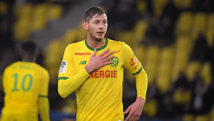 Cardiff Complete Club Record Signing Of Striker Emiliano Sala From