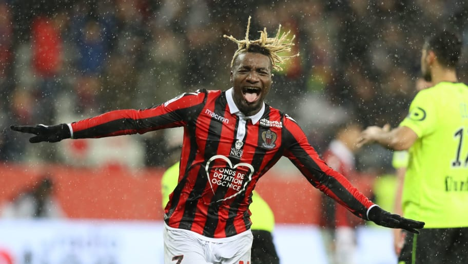 Image result for allan saint-maximin