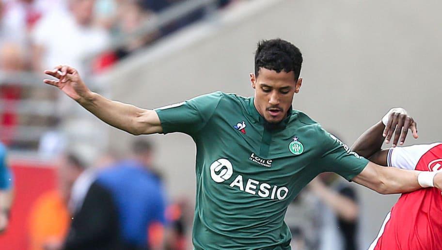 Mercato : Le duel Arsenal - Tottenham pour Saliba fait les affaires de l'ASSE