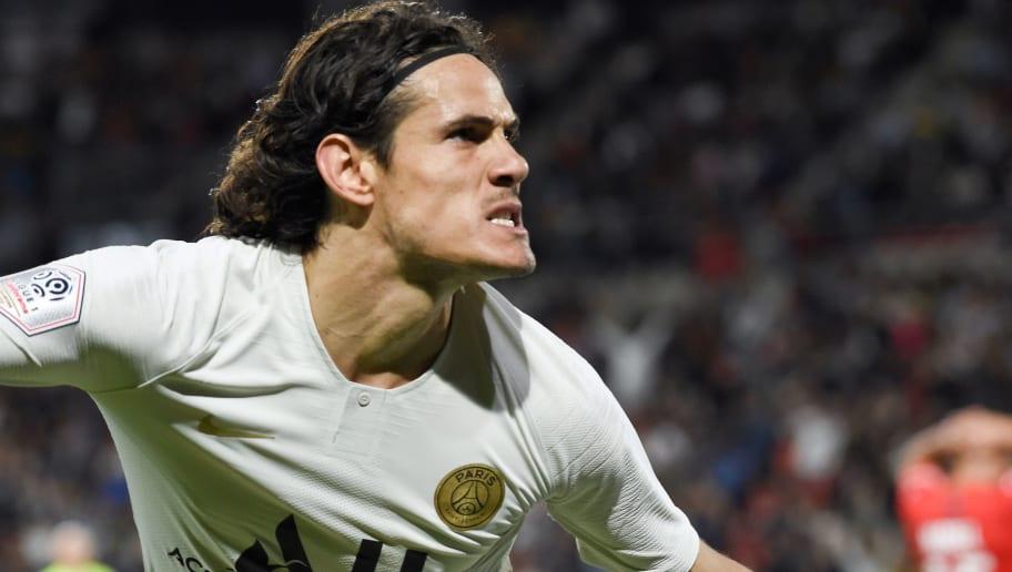 Mercato : Manchester United veut faire une offre à Edinson Cavani