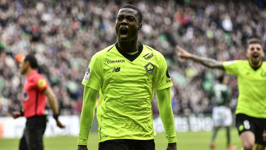 Moussa Sissoko Reveals Why He Wants Tottenham to Sign Lille Star Nicolas Pepe