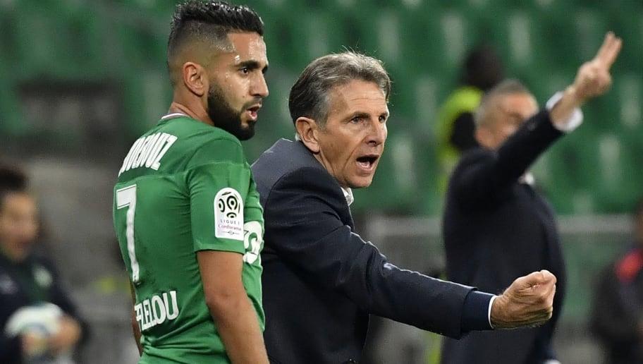 ASSE : Ryad Boudebouz explique comment Claude Puel l'a relancé