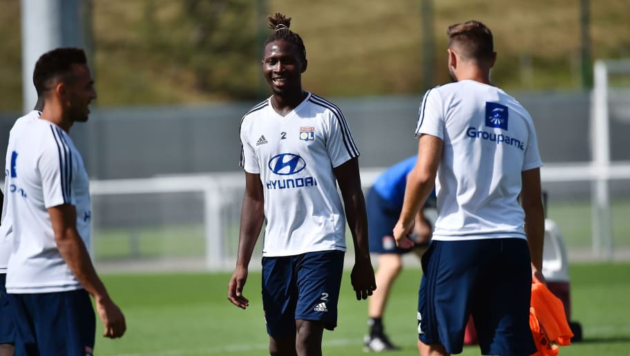 FBL-FRA-LYON-LIGUE1-TRAINING