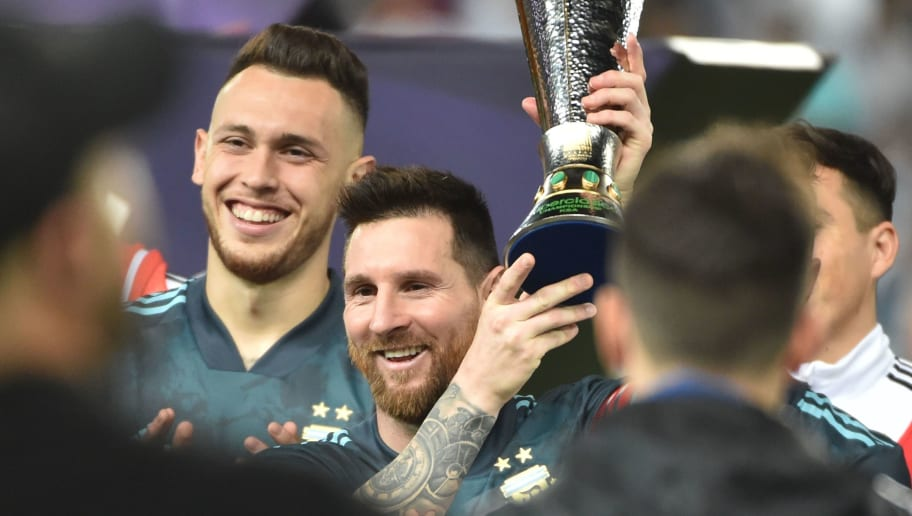 3 Reasons Why Lionel Messi Could Win the 2019 Ballon d'Or
