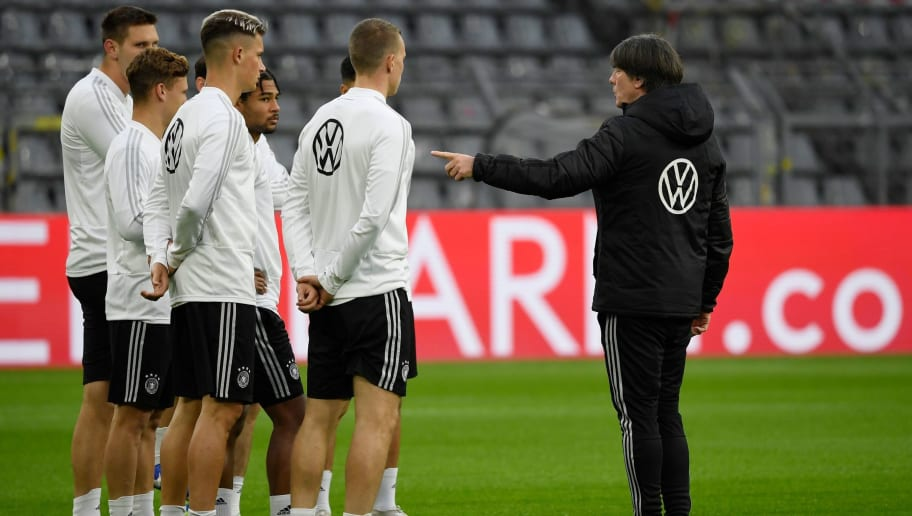 FBL-GER-ARG-FRIENDLY-TRAINING