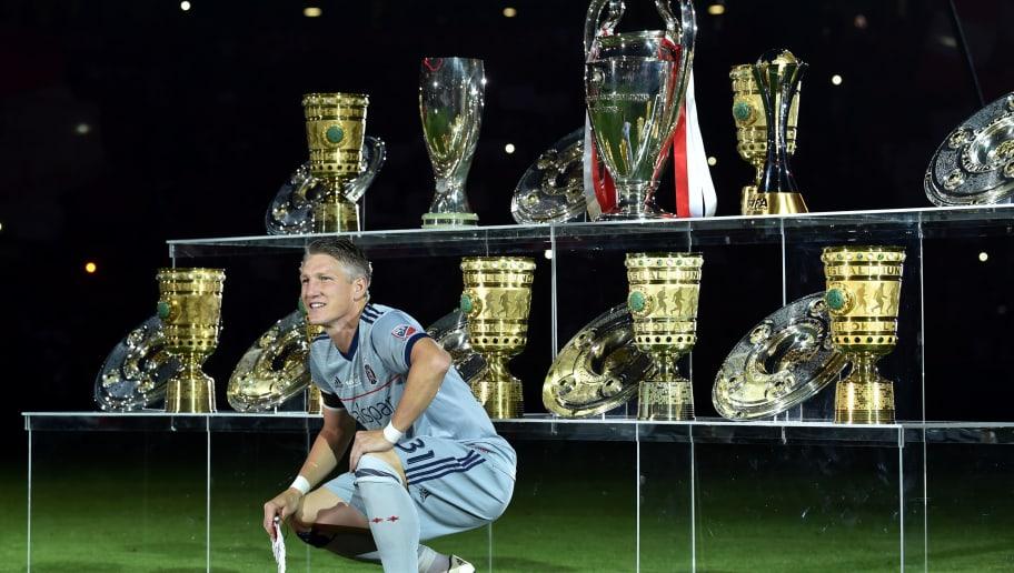 5 Best Moments From Bastian Schweinsteiger's Illustrious Career