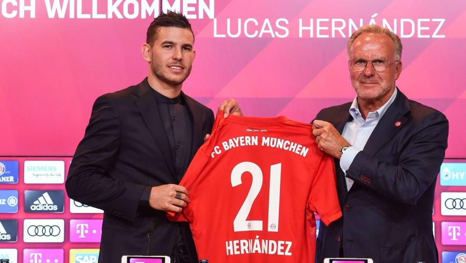 FBL-GER-BAYERN-MUNICH-HERNANDEZ