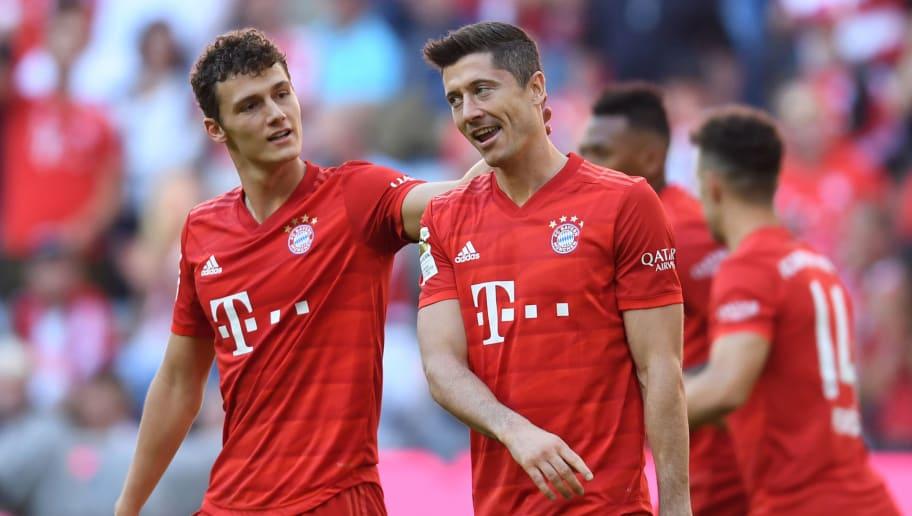 Sc Paderborn Vs Fc Bayern Ubertragung Live Stream Team