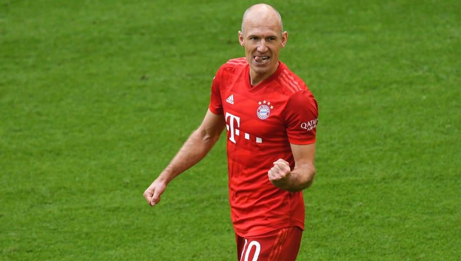 Mercato : Arjen Robben pourrait rebondir en Premier League