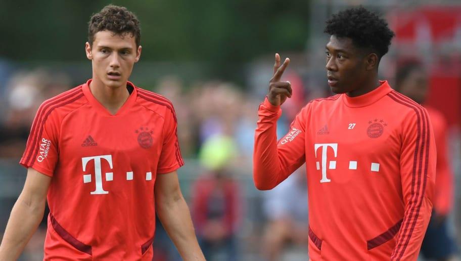 Voting: Bewerte Bayerns Defensivspieler nach ihren bisherigen Leistungen
