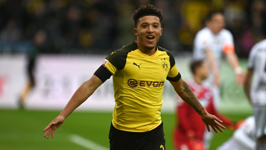 Manchester United 'ready to move for Jadon Sancho'