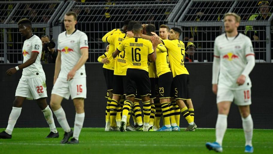 Dortmund Leipzig Гјbertragung