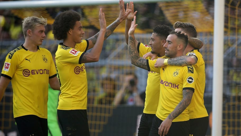 Borussia Dortmund 4-0 Bayer Leverkusen: Report, Ratings & Reaction as Reus Shines for BVB