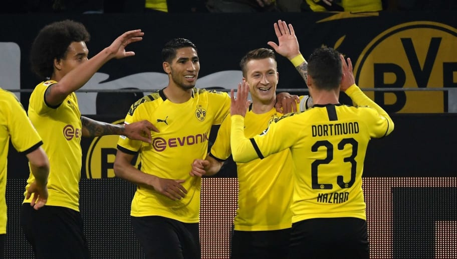 Dortmund 1-0 Monchengladbach: Report, Ratings & Reaction as
