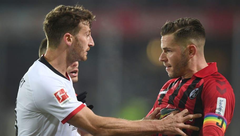 Bestätigt: DFB sperrt Abraham bis zum Ende der Hinrunde!