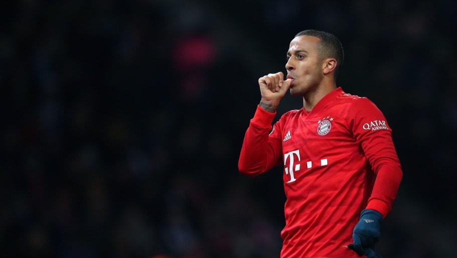 Robert Lewandowski's Goals are Gold Dust for Bayern Munich - But Thiago's Influence Is Irreplaceable