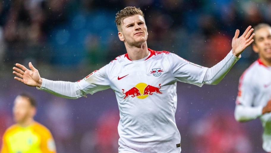 Liverpool 'Make Contact' With RB Leipzig Over Future of Star Striker Timo Werner