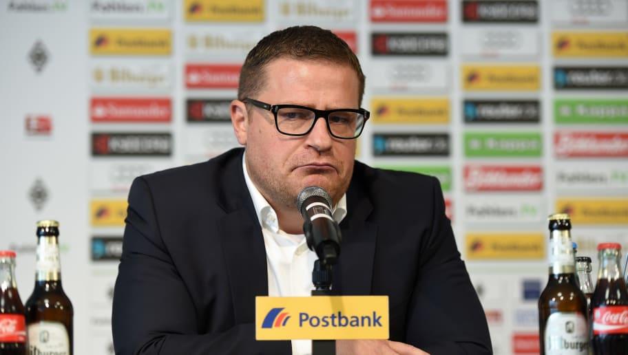 Vor Gladbach gegen den BVB: Max Eberl stärkt Lucien Favre den Rücken