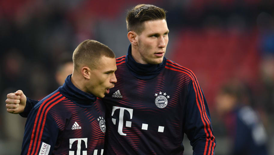 Die Passmaschinen der Bundesliga: Bayern-Duo auf dem Treppchen