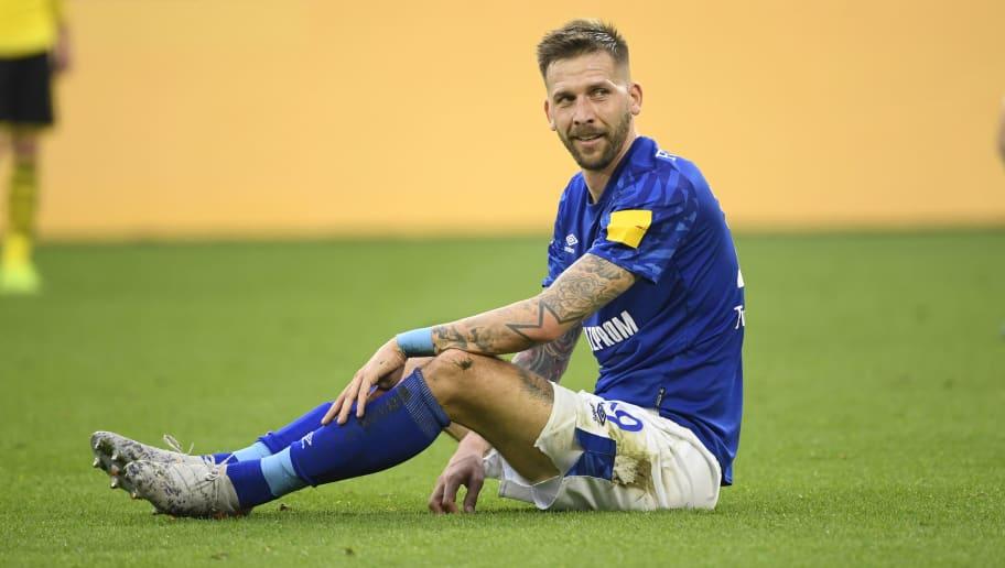 Schalke 04: Burgstaller und Boujellab fehlen verletzt im Training