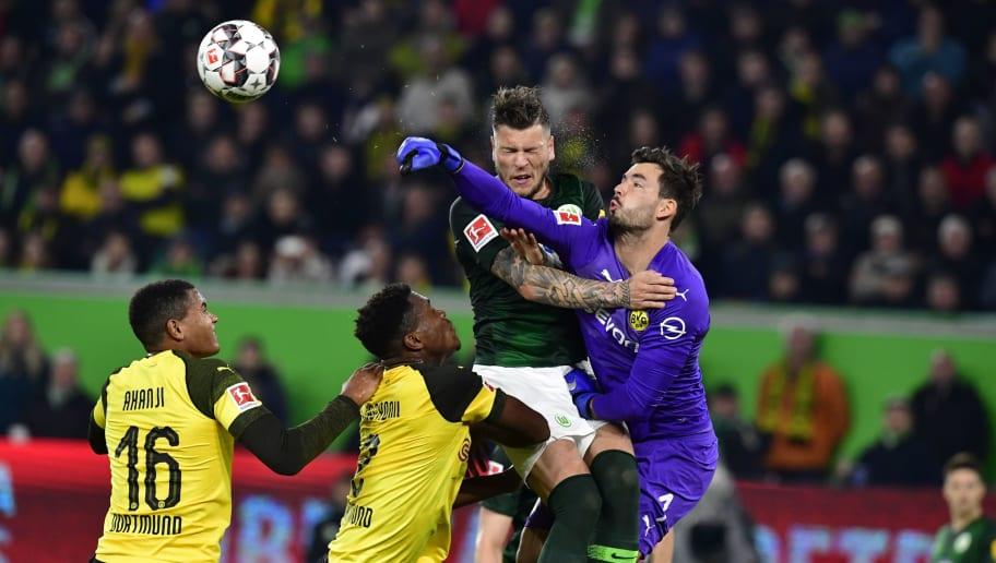 Dortmund Wolfsburg Anstoß