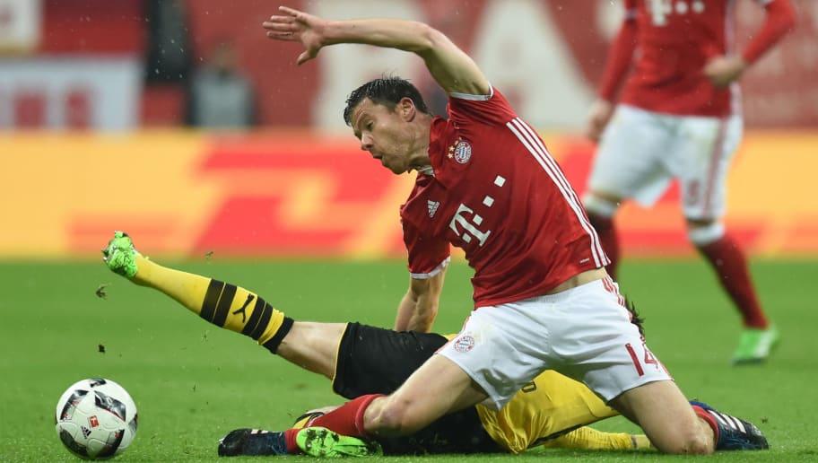 Xabi Alonso Admits Clashes With Jurgen Klopp's Dortmund Would 'Almost Break' Bayern Munich Players