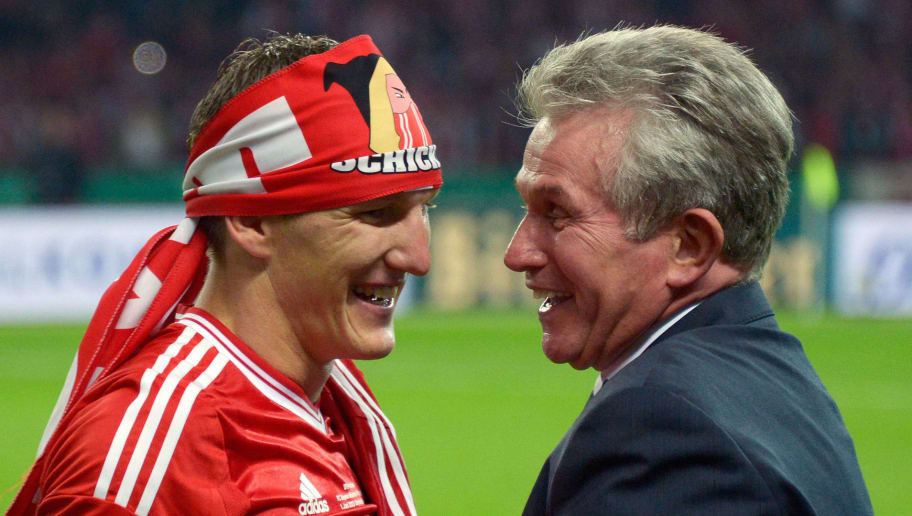 ​'He is a Role Model' - Former Bayern Boss Jupp Heynckes Heaps Praise on Bastian Schweinsteiger
